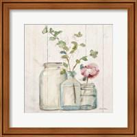 Blossoms on Birch IV Fine-Art Print