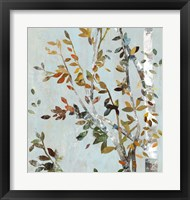 Birch with Leaves II Fine-Art Print