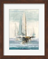 Quiet Boats I Fine-Art Print
