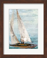 Quiet Boats III Fine-Art Print