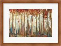 Marble Forest I Fine-Art Print