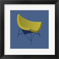 Mid Century Chair I Fine-Art Print