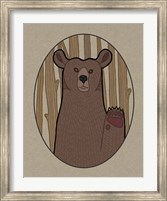Forest Friends IV Fine-Art Print
