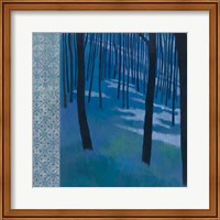 Blue Path to the Edge of the Woods Fine-Art Print