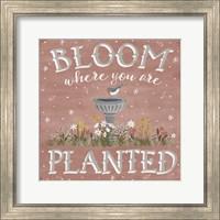 Blooming Garden VII Fine-Art Print