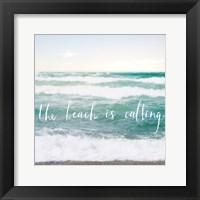 The Beach is Calling Fine-Art Print