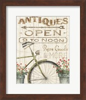 Flea Market Bike Fine-Art Print