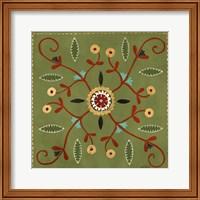 Festive Tiles IV Fine-Art Print