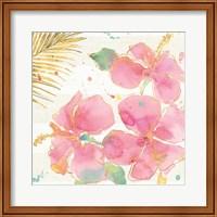 Flamingo Fever VII Fine-Art Print