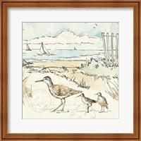Coastal Breeze XII Fine-Art Print