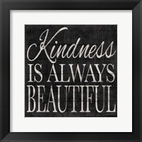 Kindness and Joy Signs I Fine-Art Print