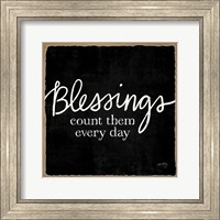 Blessings of Home III (Blessings) Fine-Art Print