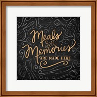 Gather Here II (Meal Memories) Fine-Art Print