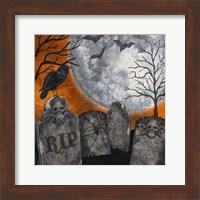 Something Wicked Graveyard II RIP Fine-Art Print