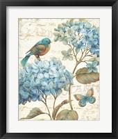 Blue Garden II Fine-Art Print