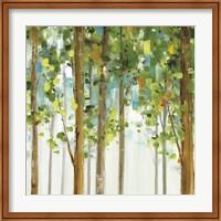 Forest Study VIII Fine-Art Print