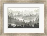Mountainscape Silver Fine-Art Print