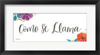 La La Llama VI Fine-Art Print