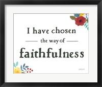 Scripture for Life VI Fine-Art Print