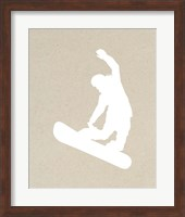 Snowboard On Part III Fine-Art Print