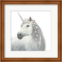 Spirit Unicorn II Square Fine-Art Print