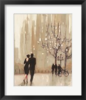An Evening Out Neutral Cop Fine-Art Print