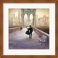 Bridge to NY Fine-Art Print
