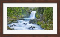 Tawhai Falls, New Zealand Fine-Art Print