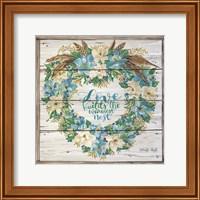 Love Builds the Warmest Nest Fine-Art Print