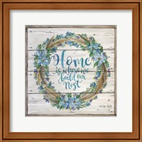 Home is Where We Build Our Nest Fine-Art Print