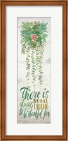 There is Always Something to be Thankful For Fine-Art Print