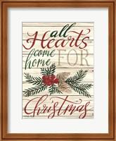 Home for Christmas Fine-Art Print