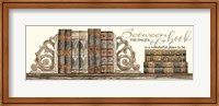Between the Pages of a Book Fine-Art Print