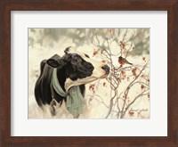 The Winter Robin Fine-Art Print
