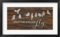 Spread Your Wings and Fly Fine-Art Print