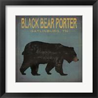 Black Bear Porter Fine-Art Print