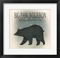 Ursa Major Big Paw Bourbon Fine-Art Print