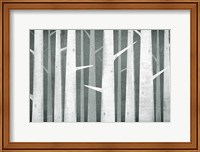 Birches Winter Woods I Neutral Fine-Art Print