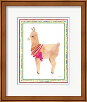 La La Llama IV Fine-Art Print