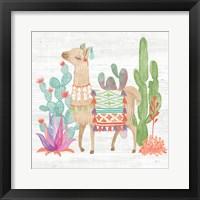 Lovely Llamas IV Fine-Art Print