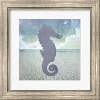 Beach Signs SeaHorse Fine-Art Print