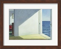 Rooms by the sea Fine-Art Print