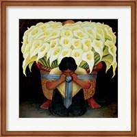 El Vendedor de Alcatraces Fine-Art Print