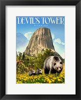 Devils Tower Fine-Art Print