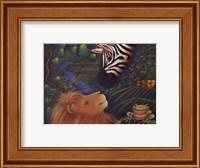 Jungle Love I Fine-Art Print