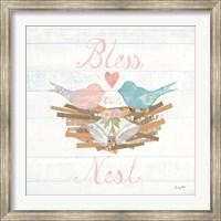 Lovebirds III Fine-Art Print