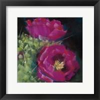 Blooming Succulent III Fine-Art Print