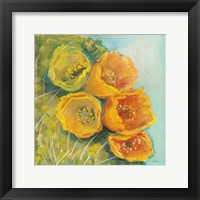 Blooming Succulent II Fine-Art Print