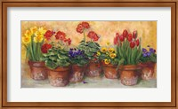 Spring in the Greenhouse Fine-Art Print