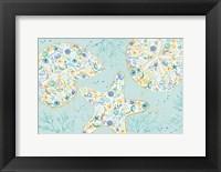 Seaside Blossoms V Fine-Art Print